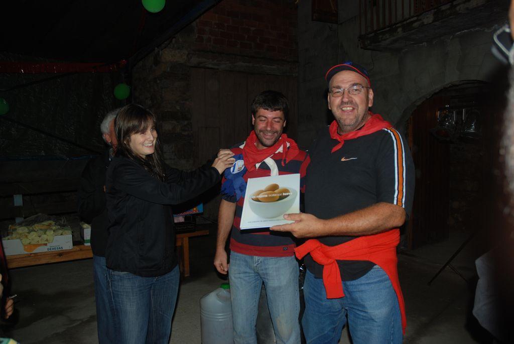 1er premi concurs de truites